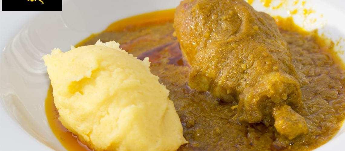 National Dish of Angola – Moamba de Galinha