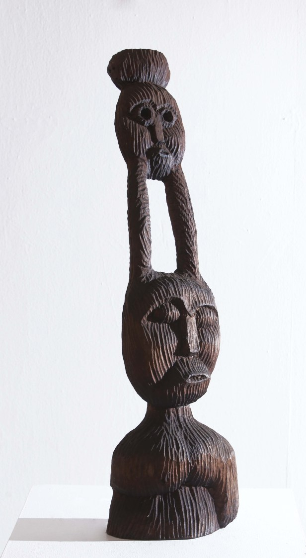 Errol Lloyd Atherton - Untitled Figure (2006), Wayne and Myrene Cox Collection