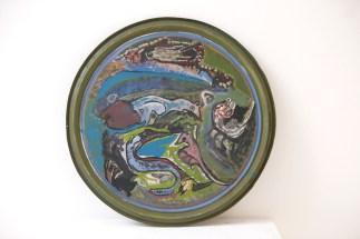 Leonard Daley - Untitled (1992), Wayne and Myrene Cox Collection.