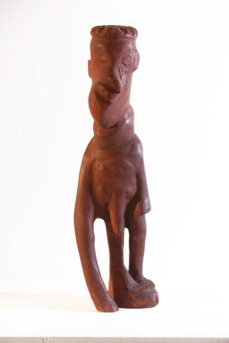 "William ""Woody"" Joseph - Untitled (Standing Figure), (1996), Wayne and Myrene Cox Collection."