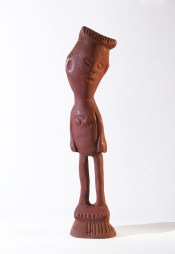 "William ""Woody"" Joseph - Untitled (Standing Figure), (1994), Wayne and Myrene Cox Collection."