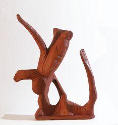 "William ""Woody"" Joseph - Dancer (1996), Wayne and Myrene Cox Collection."