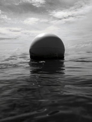 Nadia Huggins - Is that a Buoy?, 2016, digital photograph