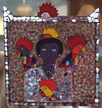 Vaneca - La Conga Cresta (2003), Annabella and Peter Proudlock Collection