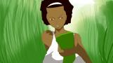 Makesi Aquan (Trinidad and Tobago) - Project Ninja Slippers (2010, animation still)