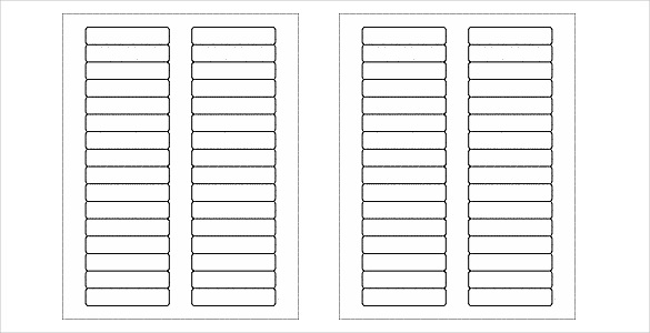 Editable Free Printable Label Templates For Word