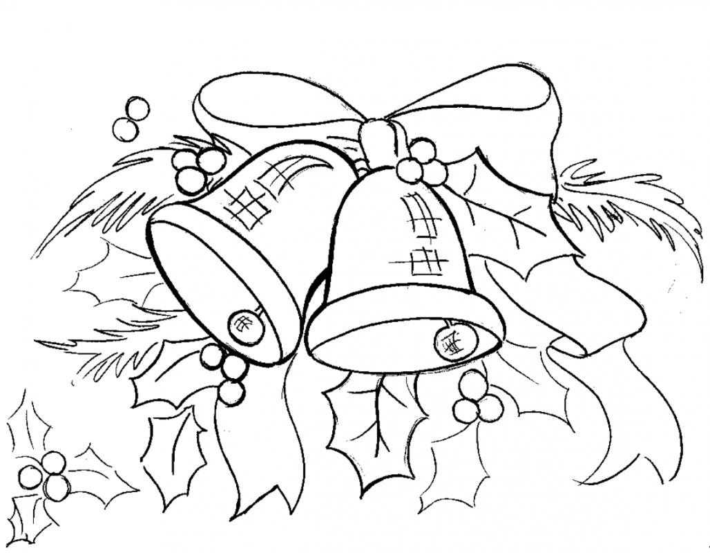 Christmas Coloring Pages Pdf Template Business