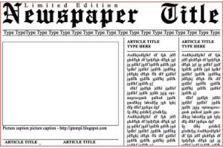 daily planet newspaper template free 4k pictures 4k pictures