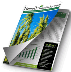 The Hemp Business Journal is published quarterly