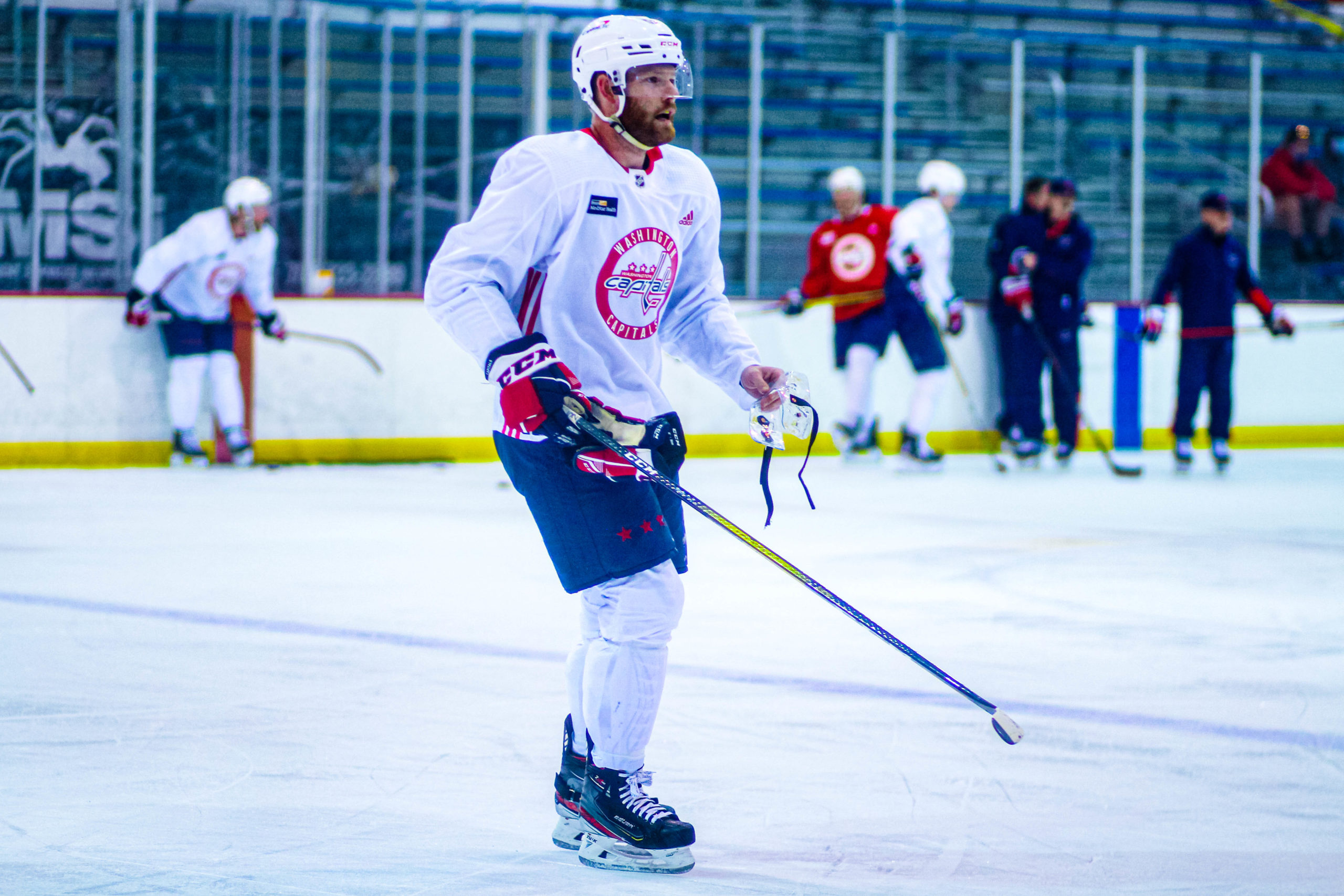 Capitals Training Camp Notebook: Kuznetsov, Irwin Among Non-Game Group Standouts On Day 4