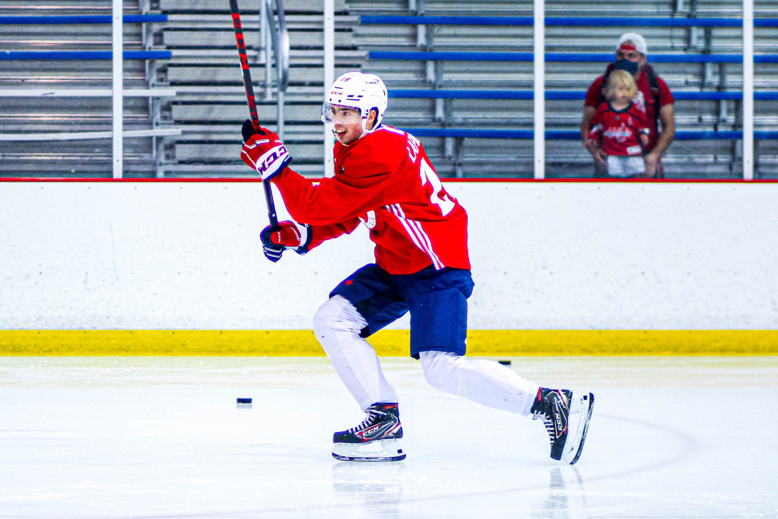 Silber: Lapierre-Mania Sweeps D.C.; Capitals' Youth Movement Takes Hold