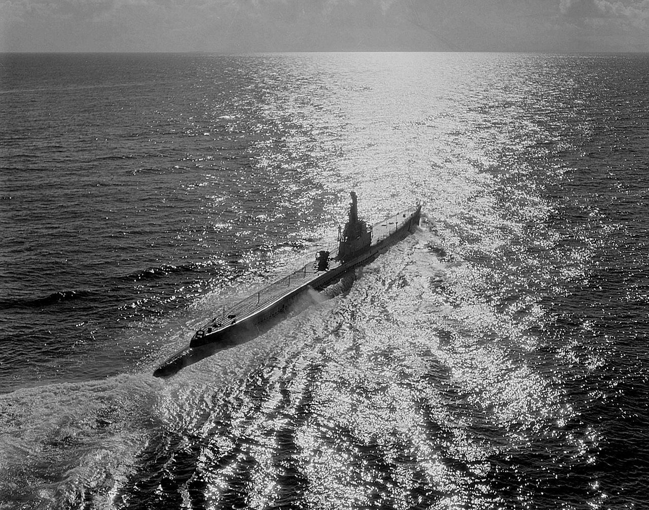 How One U S Navy Submarineed Japan With Rockets