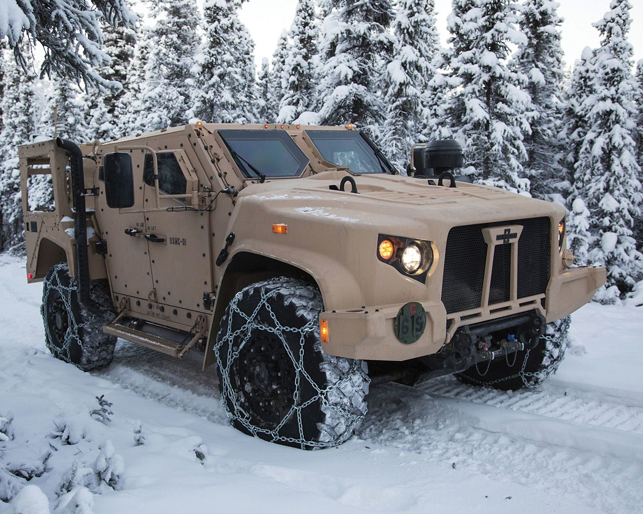 The U S Army S New Joint Light Tactical Vehicle A Game