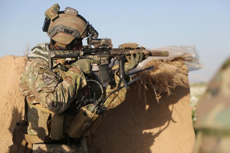 Rifle Afghanistan Air Force