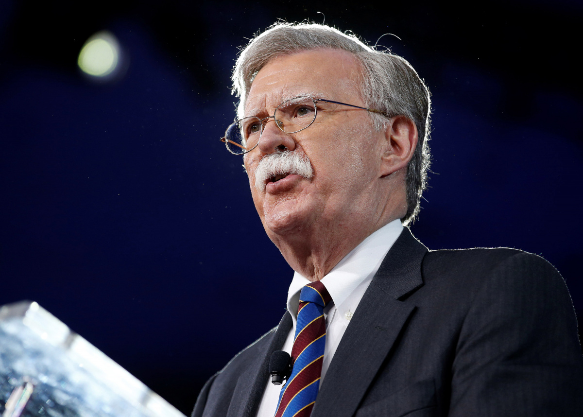 Don't Listen to John Bolton: War Is Not a Solution | The ...