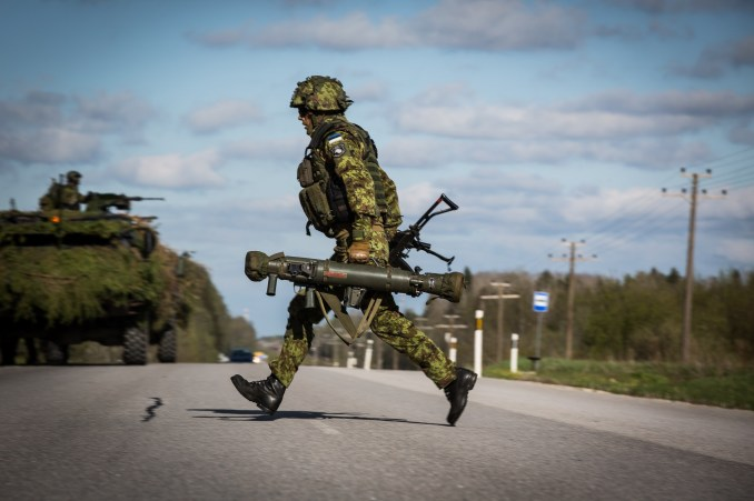 NATO vs. Russia in a War for the Baltic States: Who Wins