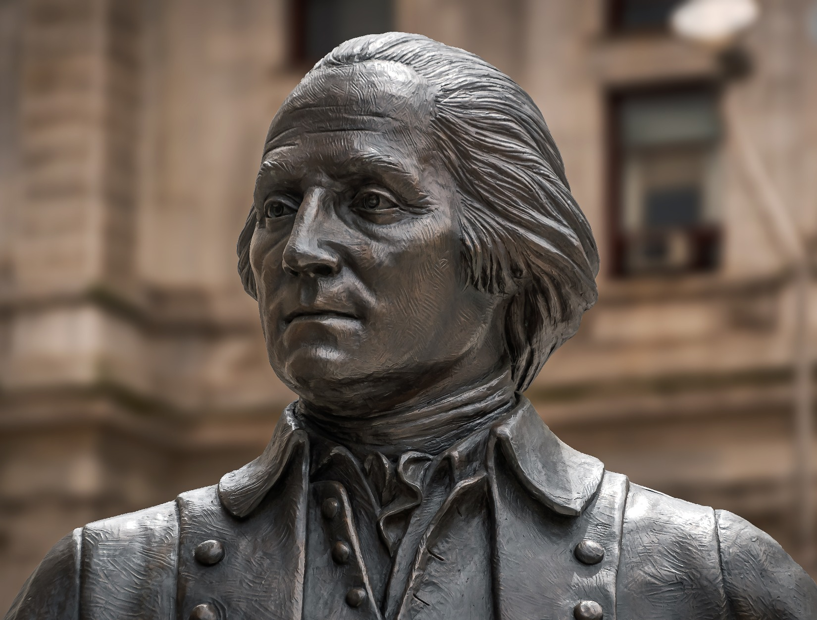The War On History Has Come For George Washington
