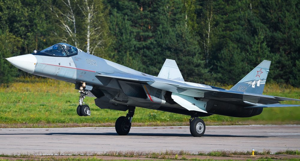 Russia's Su-57 Stealth Fighter: Heading to China and India?