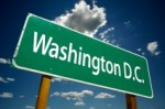 Washington D.C. Road Sign