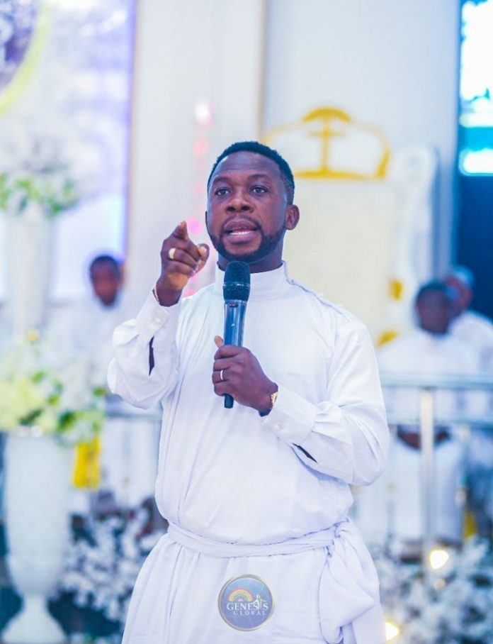 """""""My Lord, I Will Pay The N11m Right Now In Court If Given The Opportunity"""" -Genesis Church Founder, Prophet Israel Oladele Cries For Mercy"""