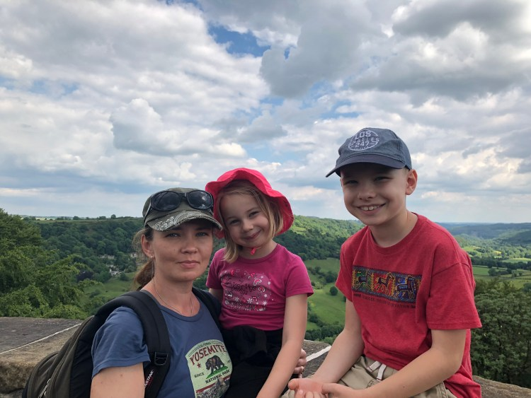 family-friendly activities at Peak District