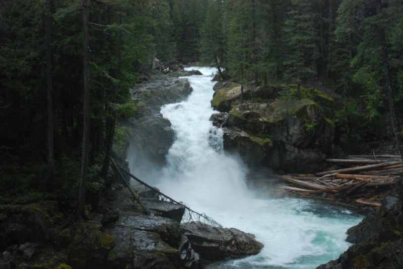 Things not to Miss on Your First Visit to Mount Rainier - Mount Rainier Silver Falls