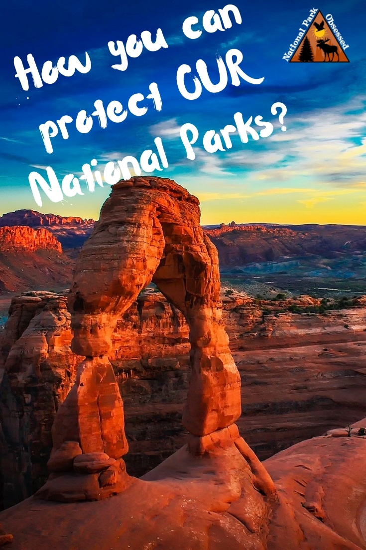 United States national parks are some of the most amazing places in the world. Our parks need our help. We need to protect our national parks. Find out how you can help protect our parks.
