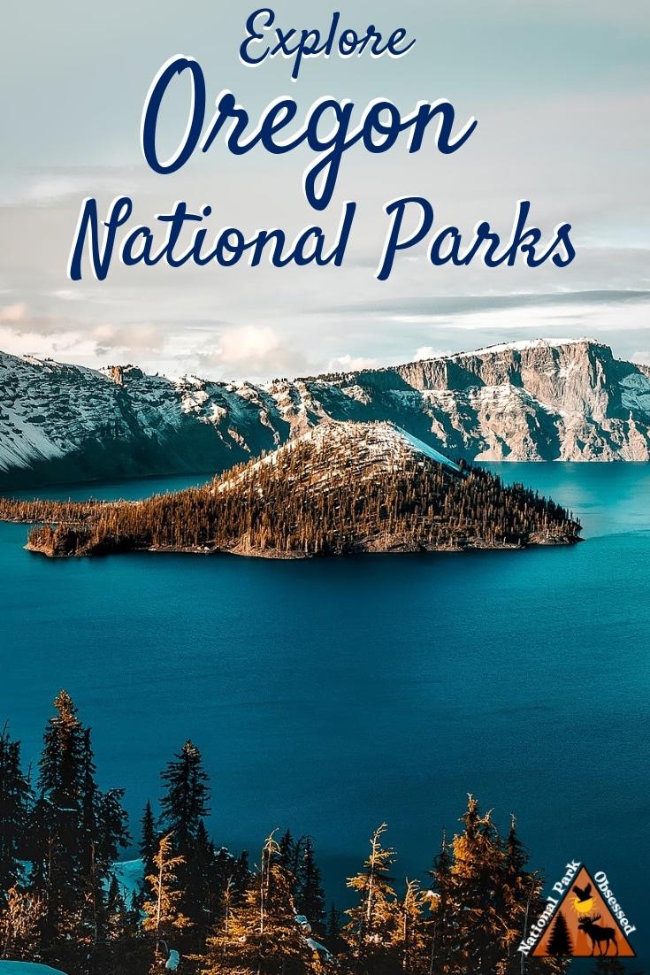 National Parks of Oregon
