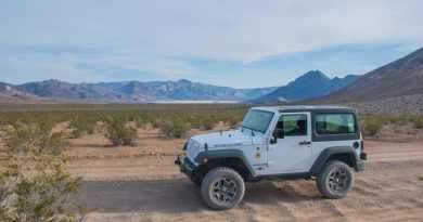 Death Valley Jeep Rental – Farabee's Jeep Review