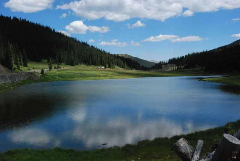 High Alpine Lake