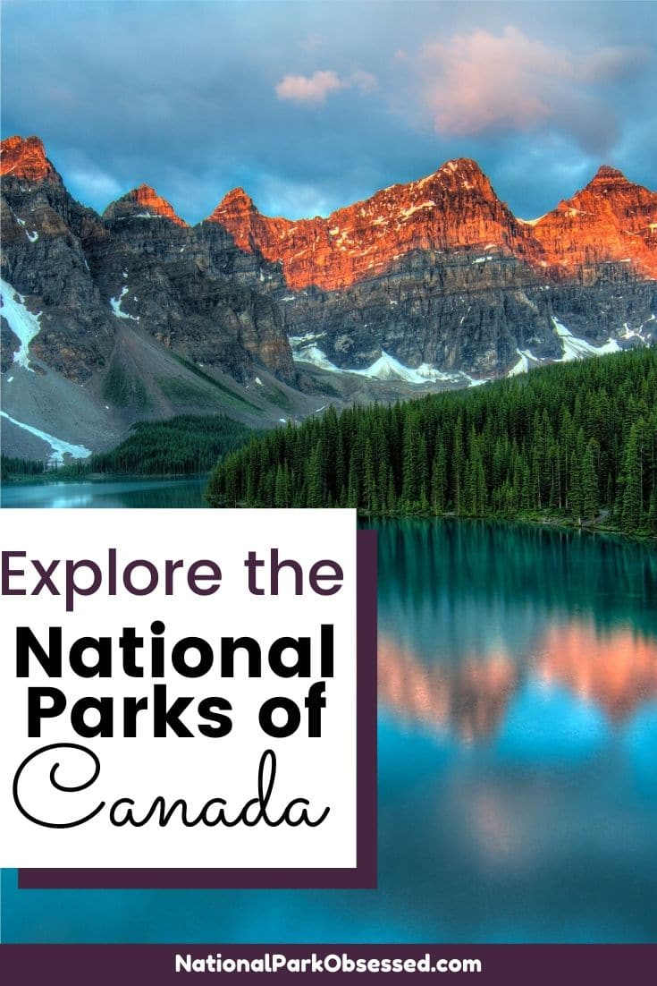 Did you know that Canada has an amazing collection of national parks? We are here to show you everything that is amazing about the National Parks of Canada and its more than just a few alpine lakes. National Parks Canada / Canada National Parks