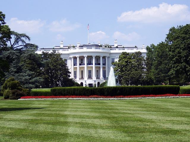 dog info white house