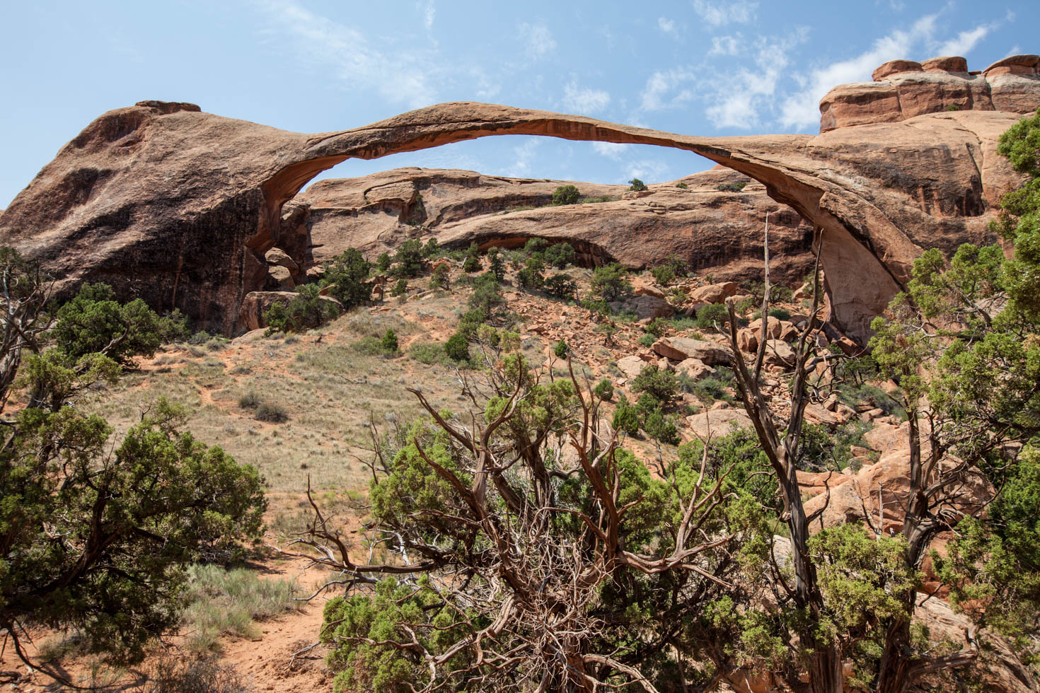 Landscape Arch, Arches National Park, Photo Credit: Vezzani Photography