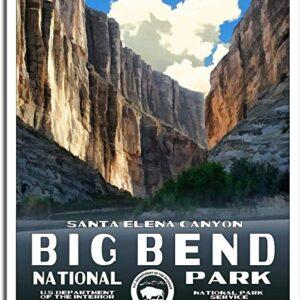 25 best big bend national park posters