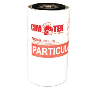 "CimTek 200 Series 3/4"" Filter w/ Drain"