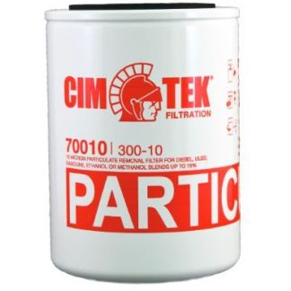 "CimTek 300-10 3/4"" Particulate Filter"