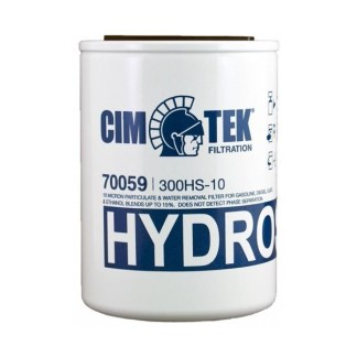 CimTek 300HS-10 Water Absorbing Filter