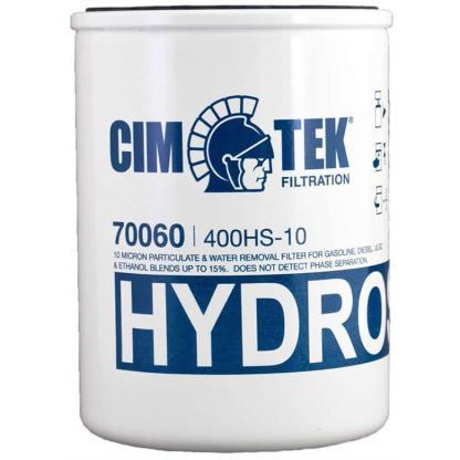 "CimTek 400HS 1"" Water Stop Filter"