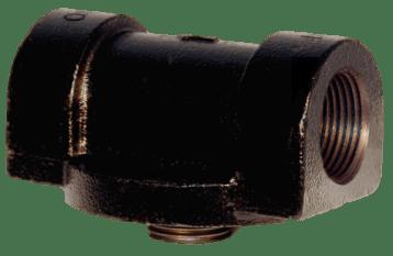 CimTek Cast Iron Filter Adaptor