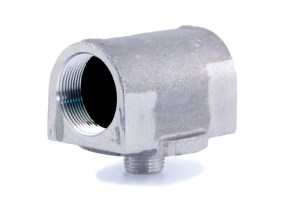 "CIM TEK 1-1/2"" NPT SINGLE ALUMINUM ADAPTOR"
