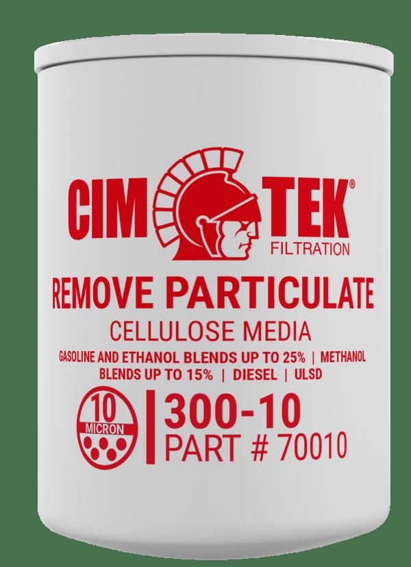 """CimTek 300-10 3/4"""" Particulate Filter"""
