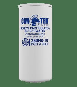 CimTek 260HS-10 Hydrosorb Water Stop Filter