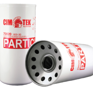 CimTek 800 Series 1.5″ Particulate Filter