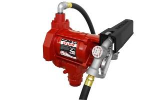 Fill Rite FR700V 115 Volt AC Pump with Manual Nozzle