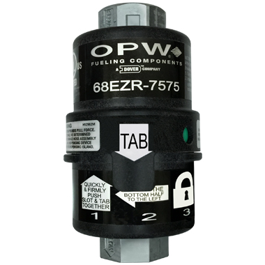 OPW 68EZR Dry Reconnectable Breakaway