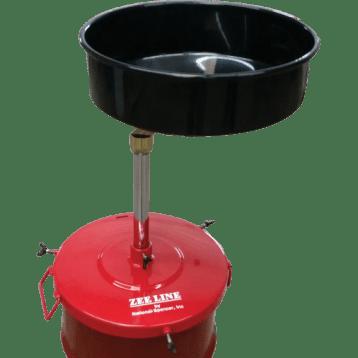 Zeeline 312 120 Gallon Drum Oil Drain Kit