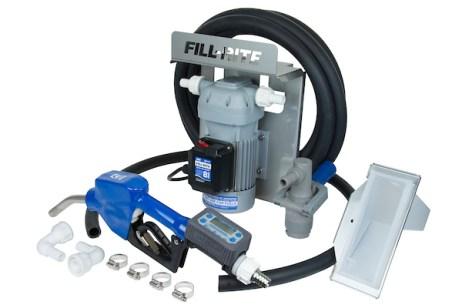 Fill Rite DF120CAT520 120V DEF AC Pump System