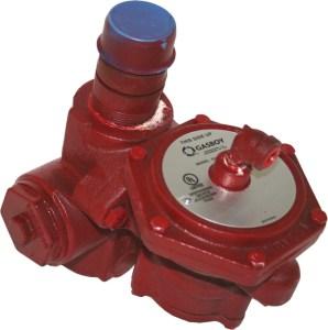 Gasboy Model 52A Pressure Regulator Valve