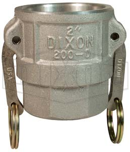 Dixon® Cam & Groove Type D Coupler x Female NPT