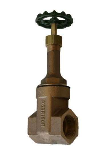 Morrison Bros 235 Gate Valve - Threaded, Brass